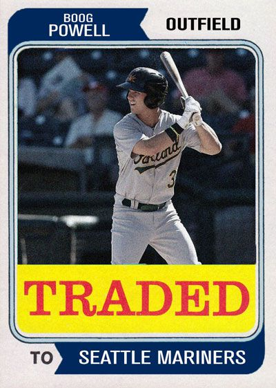 Powell Traded