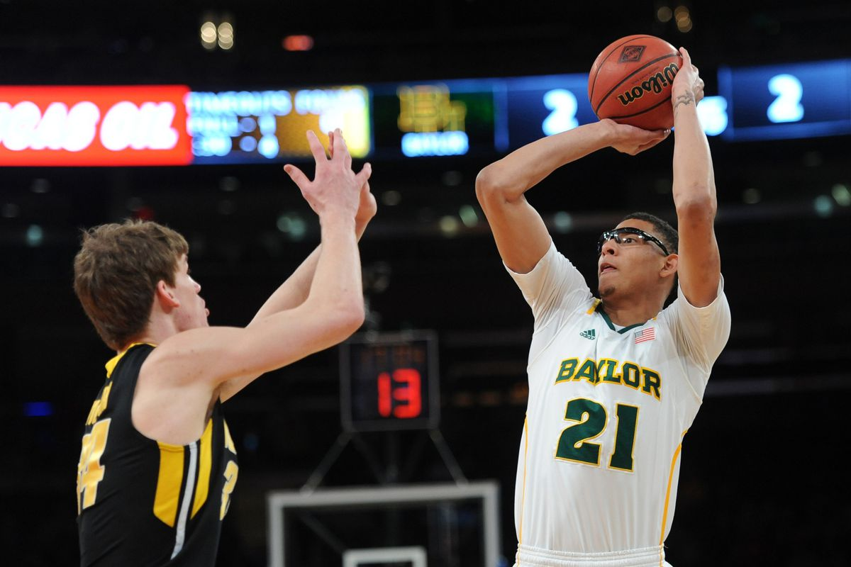 4636e8bc40cf The Baylor Bears are your 2013 NIT Champions! - Our Daily Bears