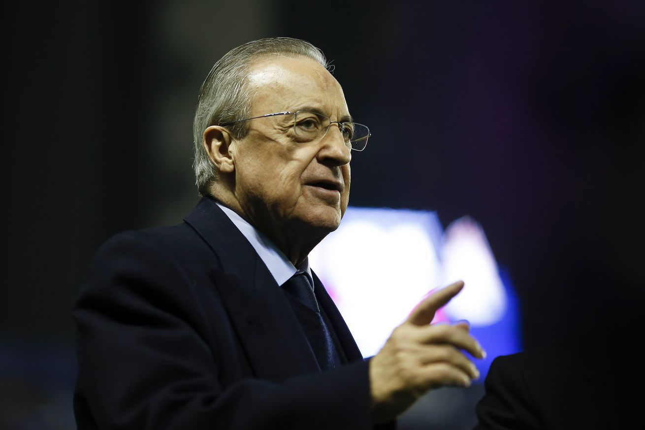 Florentino Pérez provides summer update: ?We?re working with professionalism, creativity and solidarity?
