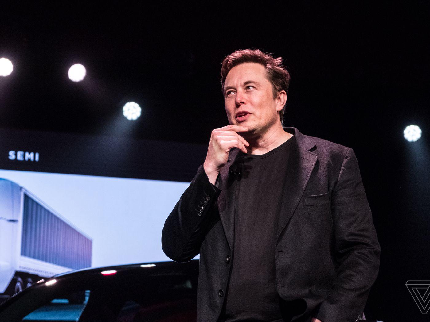 Elon Musk Says Tesla Has A Good Chance Of Record