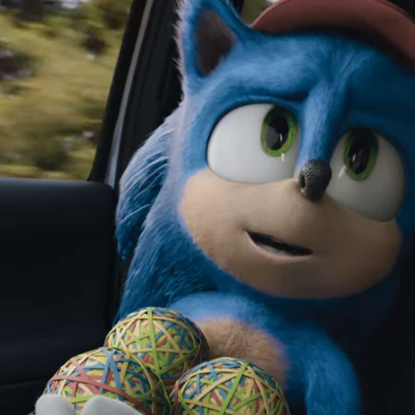 Sonic The Hedgehog Returns With Bigger Eyes And Fewer Teeth In New