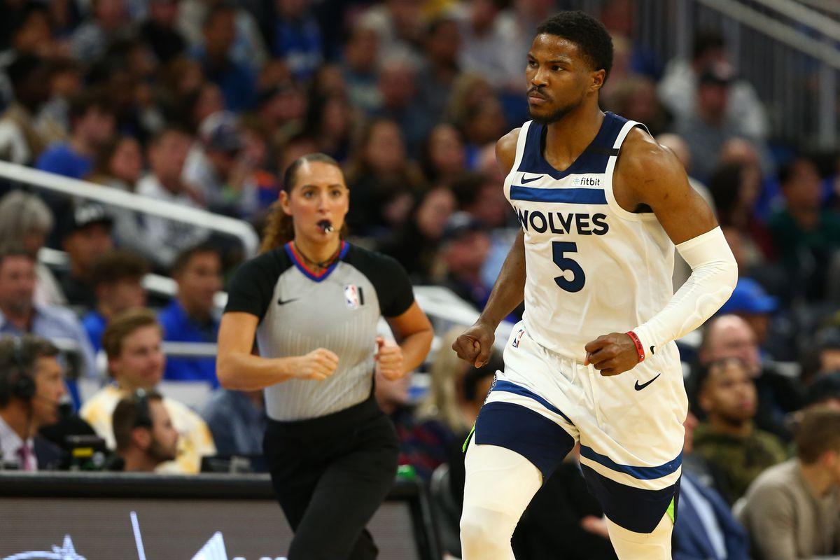 NBA: Minnesota Timberwolves at Orlando Magic