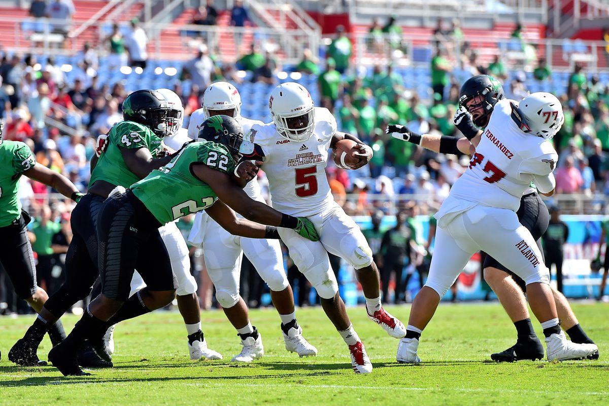 NCAA Football: North Texas at Florida Atlantic