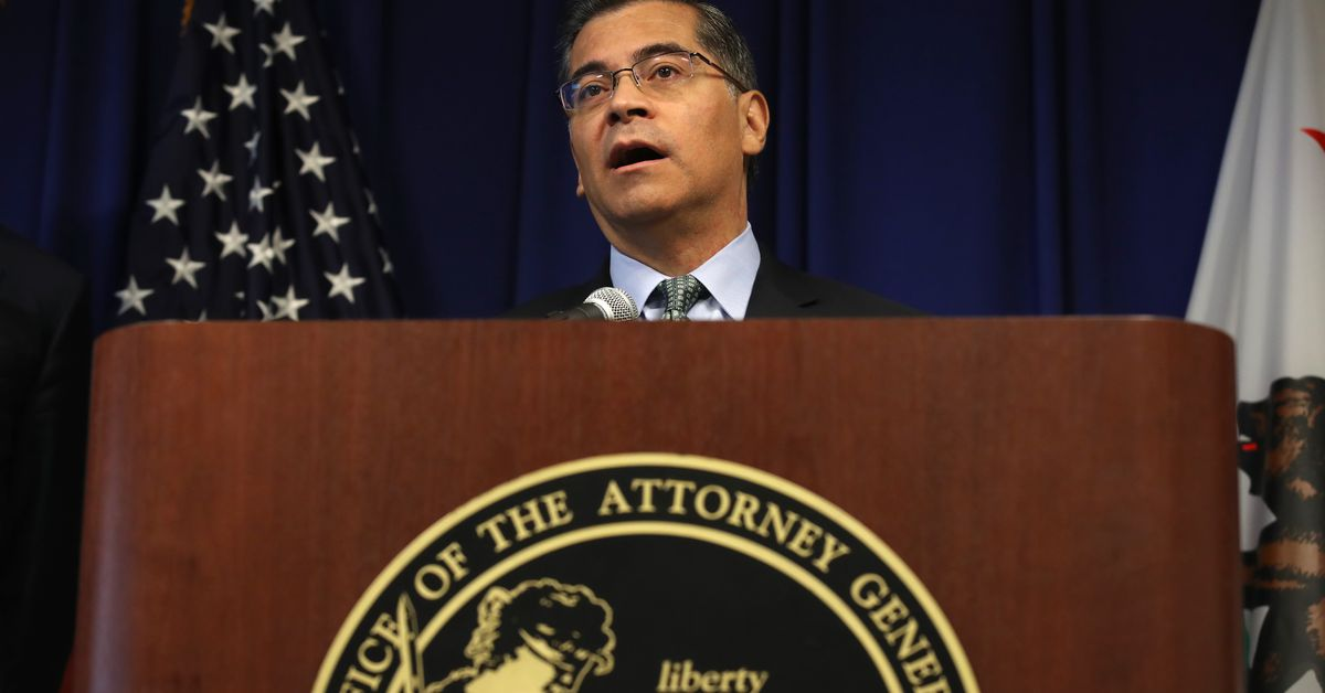 Nearly two dozen attorneys general sue Trump administration...
