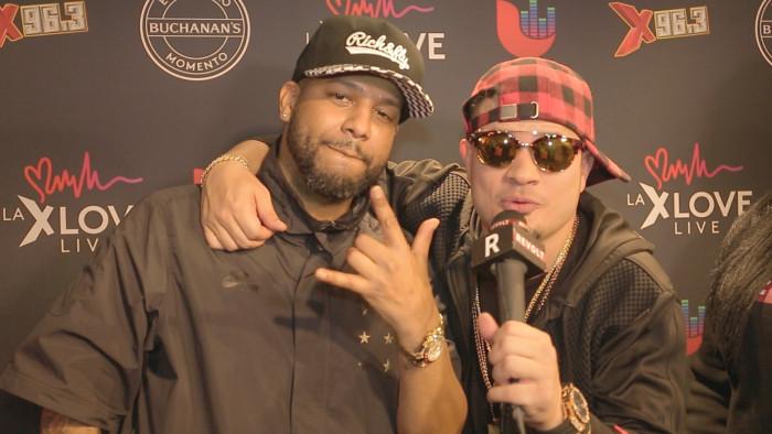Jowell y Randy / LA x LOVE LIVE