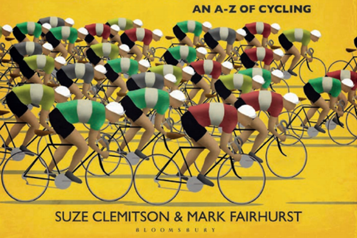 P Is For Peloton, by Suze Clemitson and Mark Fairhurst