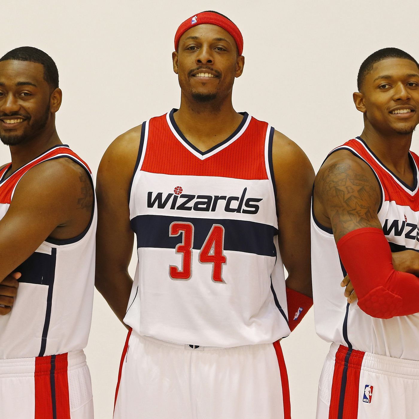 online retailer da5c2 25b03 Paul Pierce explains how he ended up on the Washington ...