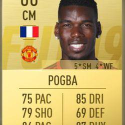 Paul Pogba in FIFA 2020