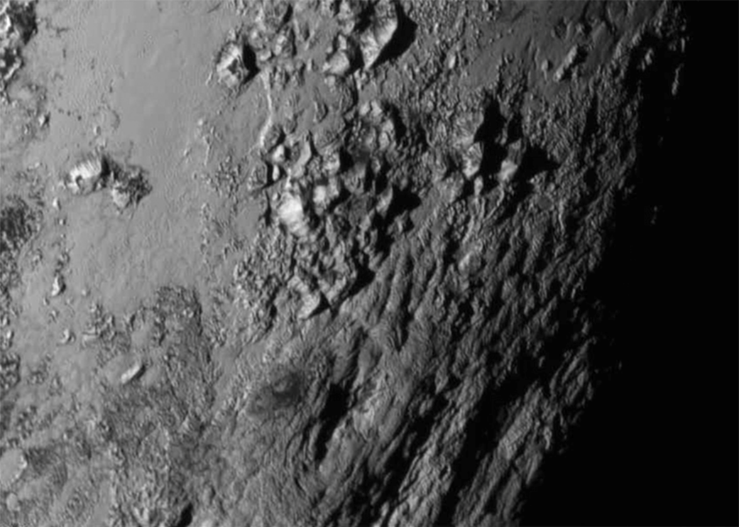 photos of pluto the best images from nasa s new horizons mission vox