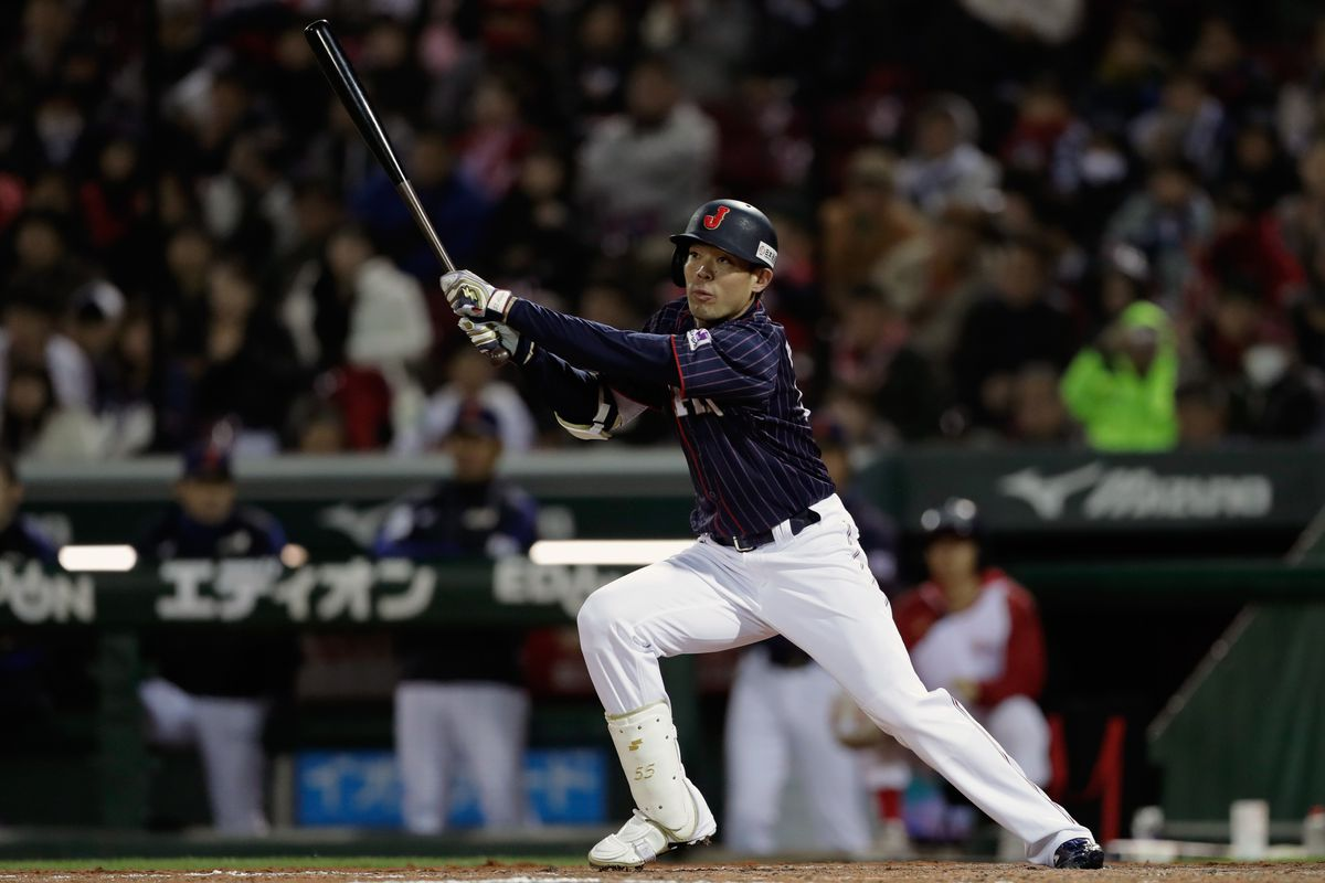 Japan v MLB All Stars - Game 4