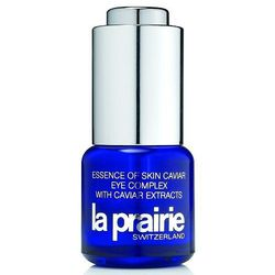 """La Prairie's Essence of Skin Caviar Eye Complex (<a href=""""http://www.saksfifthavenue.com/main/ProductDetail.jsp?PRODUCT%3C%3Eprd_id=845524443941801"""">$140</a> at Saks Fifth Avenue Bala Cynwyd) is a lightweight serum with a soft scent, able to cool and fir"""