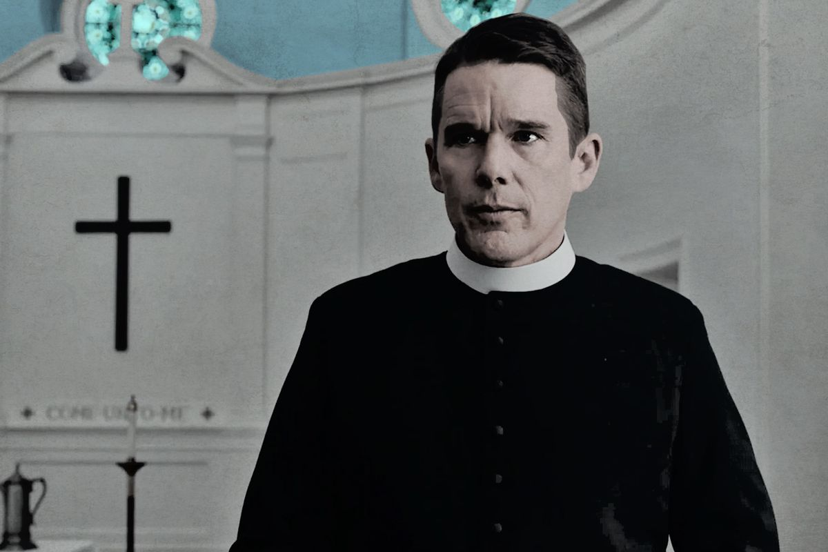 First Reformed Is One Of The Best Films Of The Year The