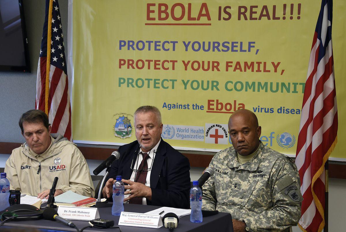 Ebola DART