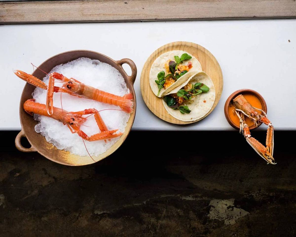 Santiago Lastra is opening his first modern Mexican London restaurant in Marylebone next year
