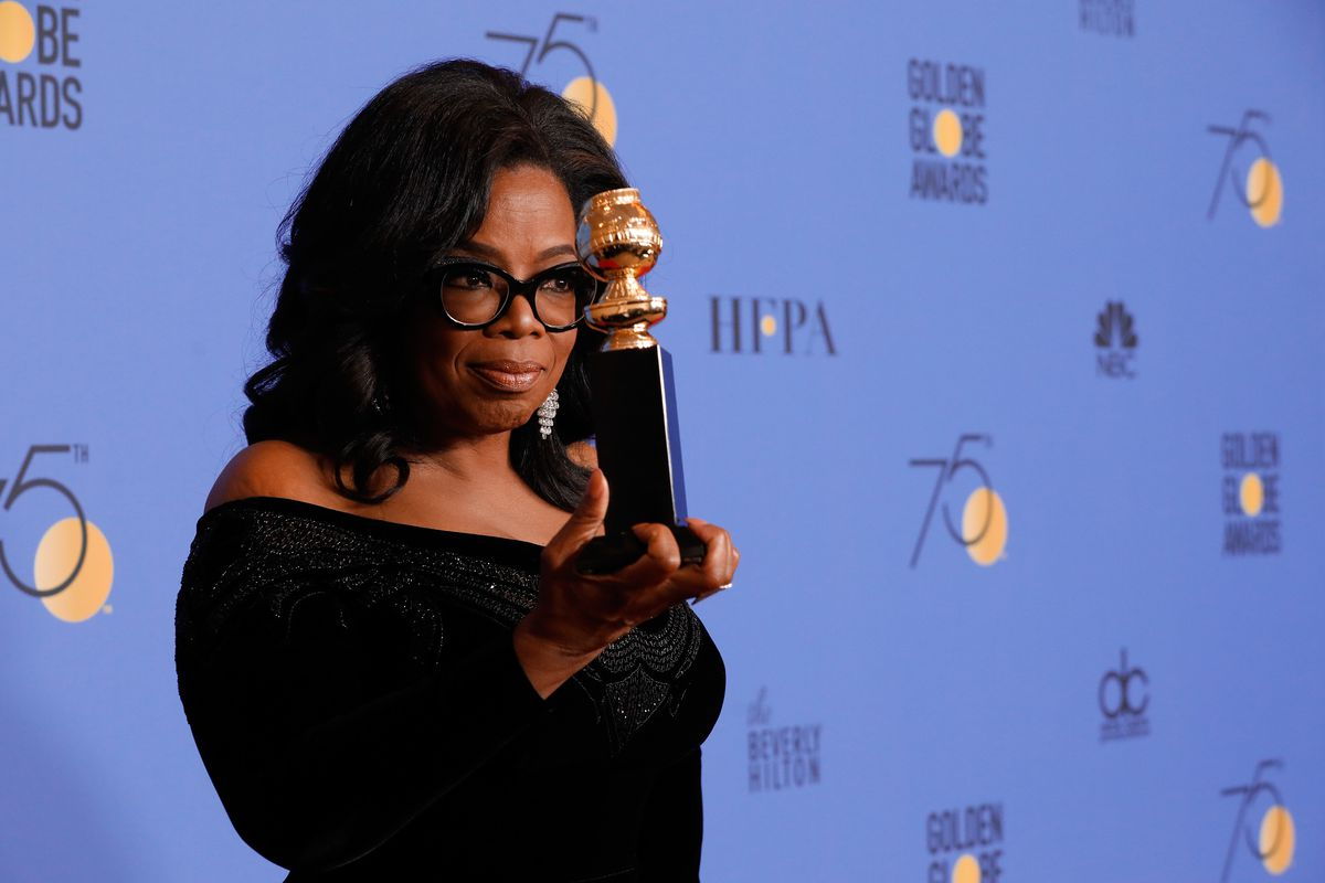 the golden globes proved awards shows can be relevant in the era of