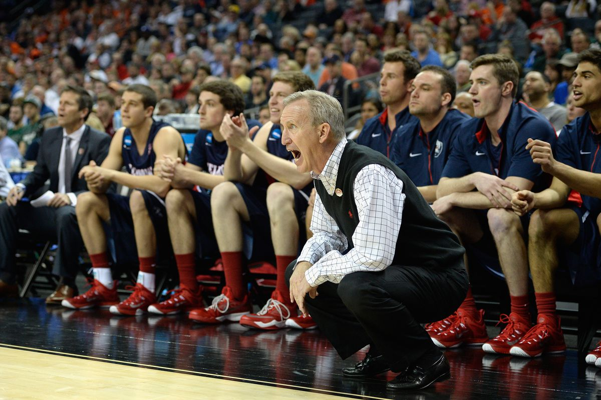 Rick Byrd's team won a second consecutive game against a power conference game.