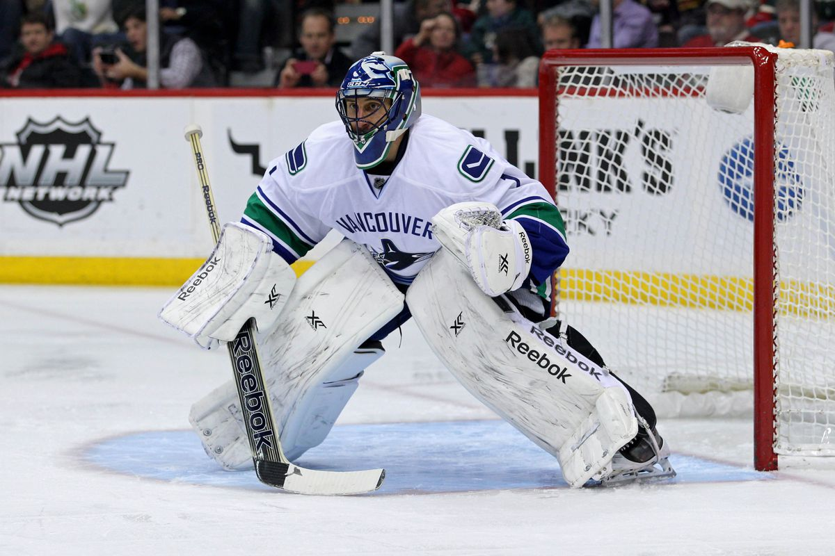 Roberto Luongo Trade Panthers Acquire Goaltender From Canucks