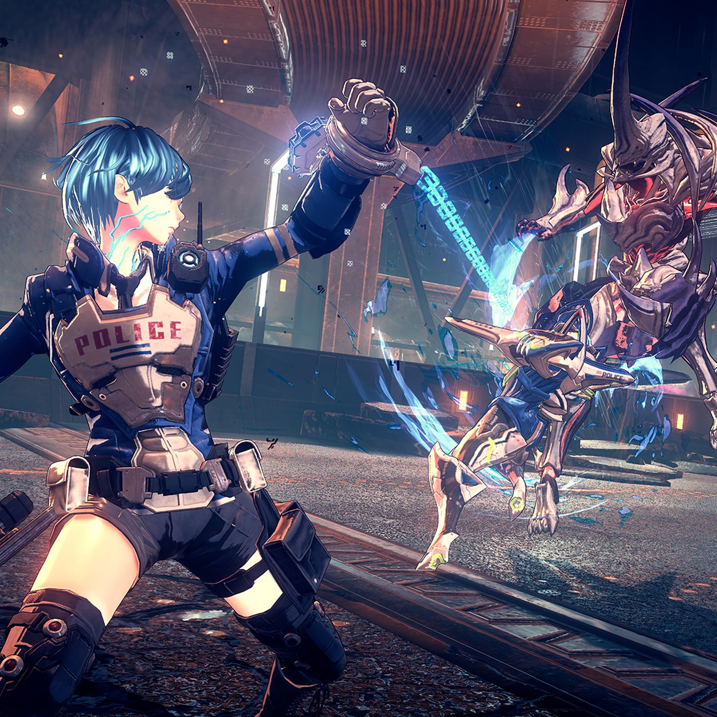 Astral Chain review: The best new Nintendo franchise since
