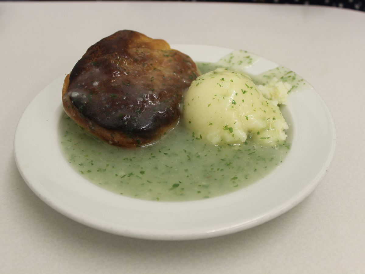 Pie and mash in London: London's best pie and mash shops include Cockney's