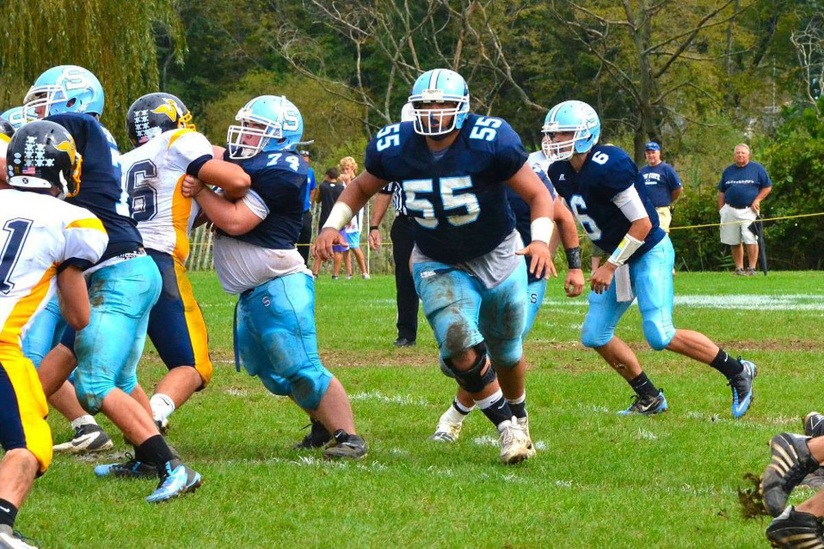 '14 JUCO offensive lineman Chad Mavety might be narrowing down his list soon