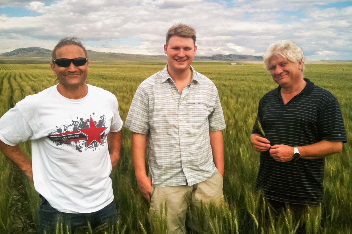 The Founders of Dave's Killer Bread, Dave, Shobi, and Glenn Dahl