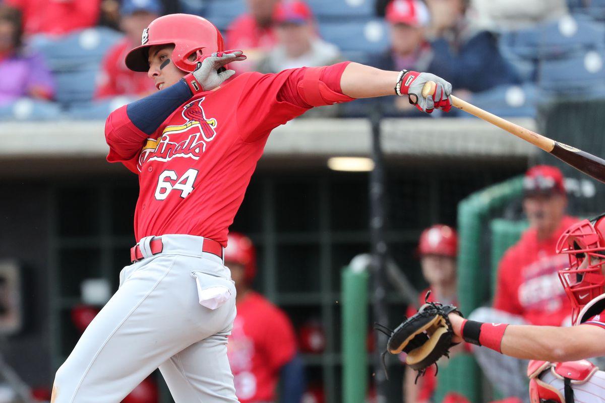 MLB: Spring Training-St. Louis Cardinals at Philadelphia Phillies