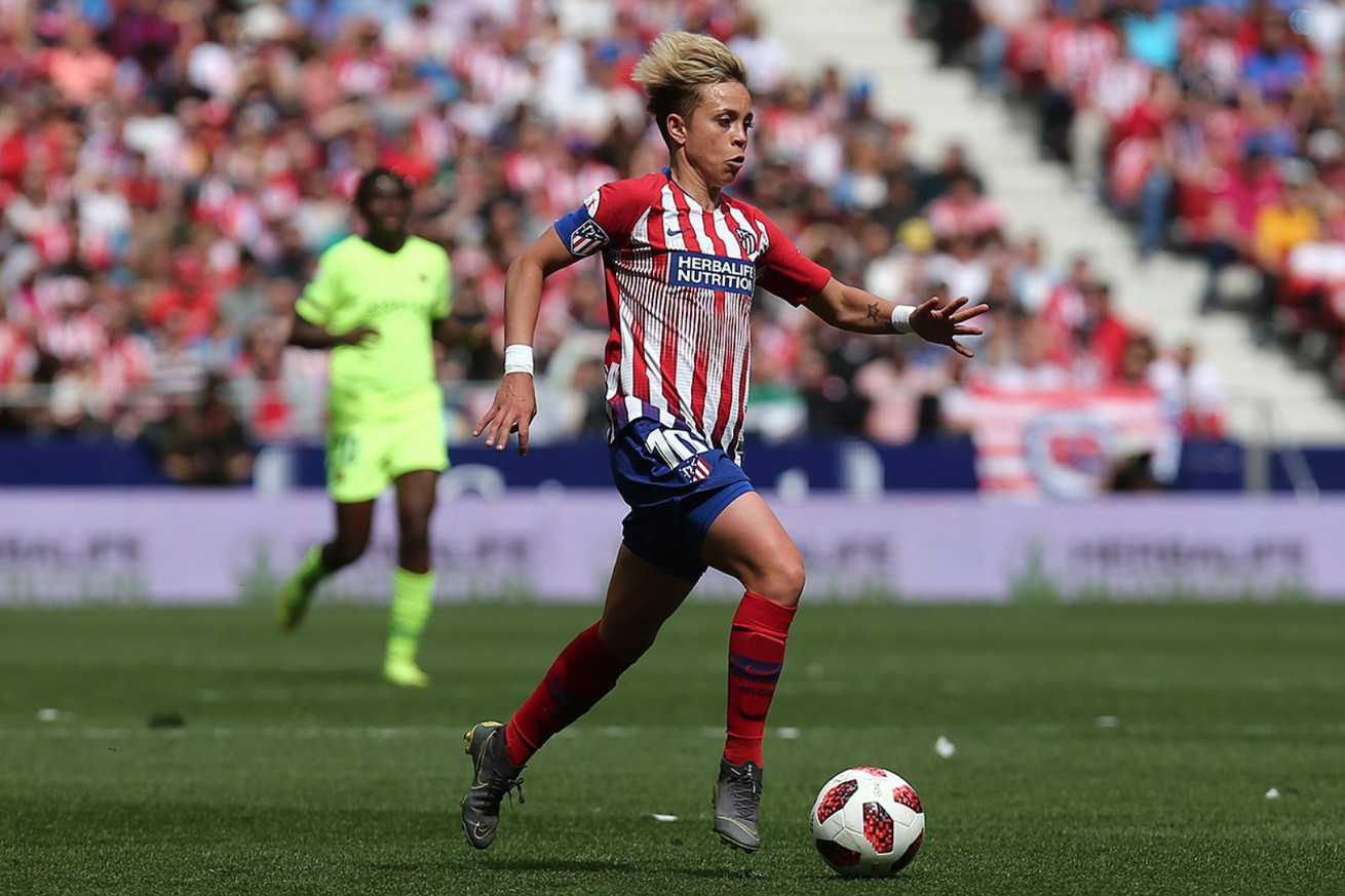 Atlético Femenino update: Record attendance at the Wanda