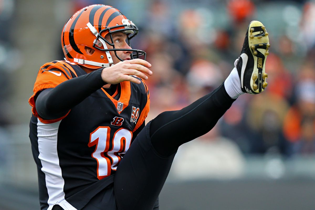 Kevin Huber looks to set Bengals franchise marks this season - Cincy ... 3704bea6b9dd