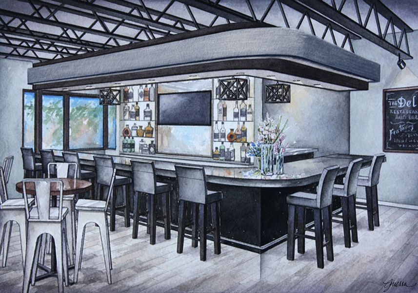 Shepard ross to open the del at shuttered taste of lebanon for Arturo boada cuisine menu
