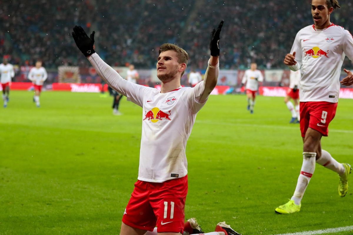 Is Bayern Munich Facing Competition From Liverpool For Timo Werner