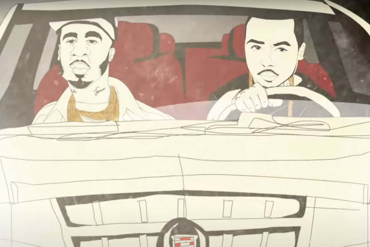 Benny The Butcher and Chinx