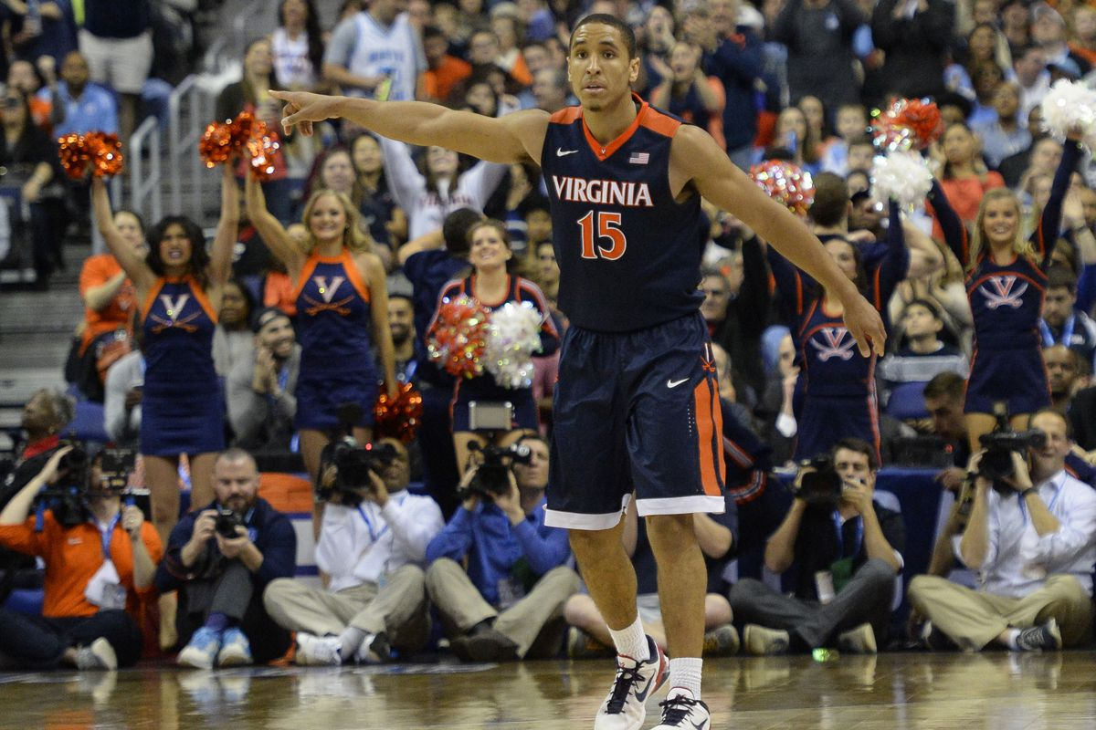 promo code 15742 1f223 Malcolm Brogdon's four years at Virginia offers the ...