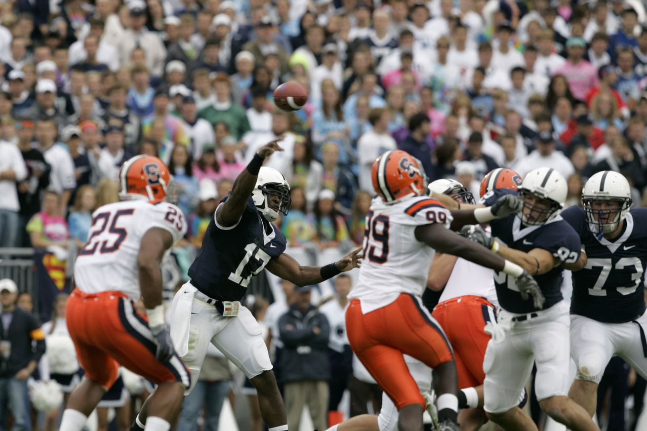 Syracuse Football Loses Two Top Recruiting Targets To Penn State
