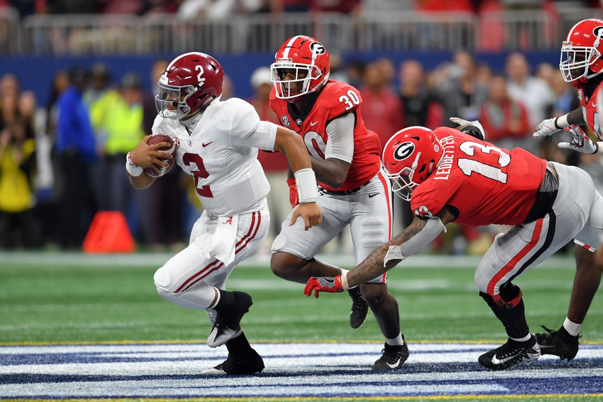 Oklahoma Football: Alabama grad transfer QB Jalen Hurts ...