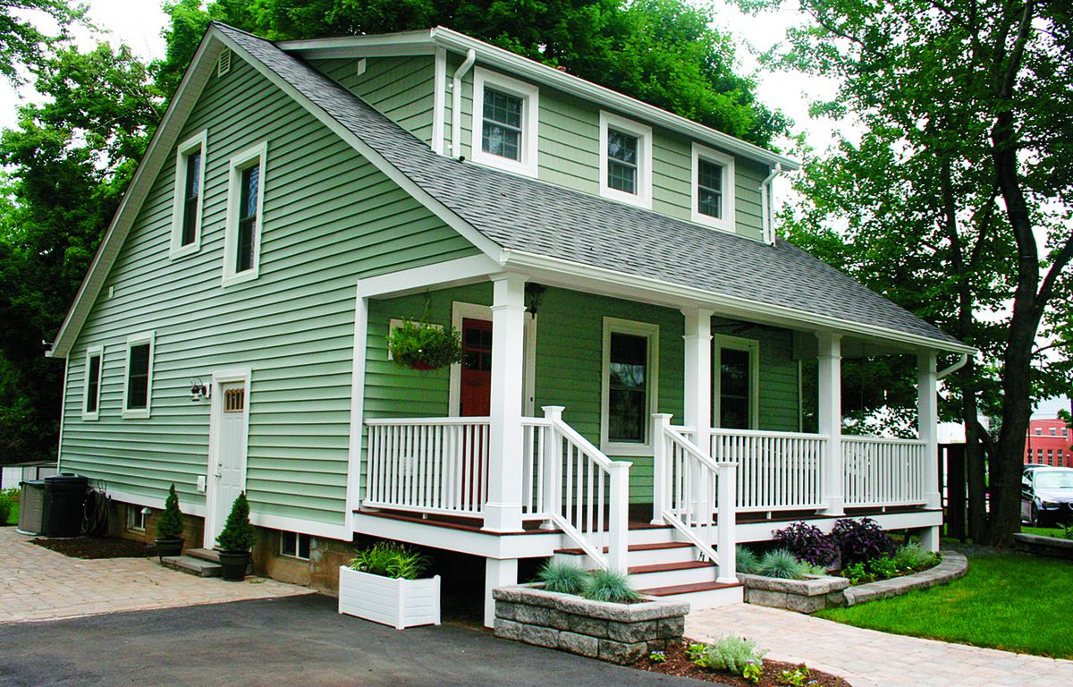 Curb Appeal After: 1940s Home In Denville, New Jersey