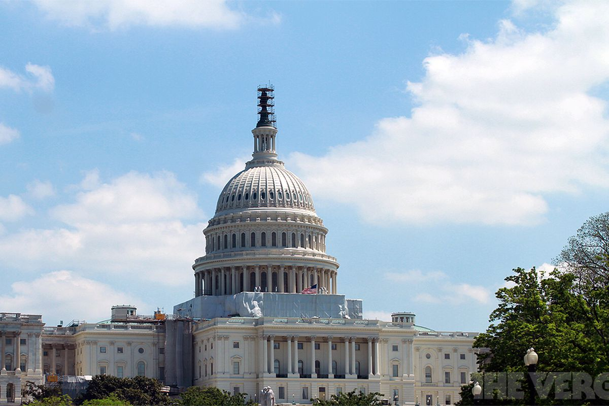 US Capitol 8 (Verge Stock)