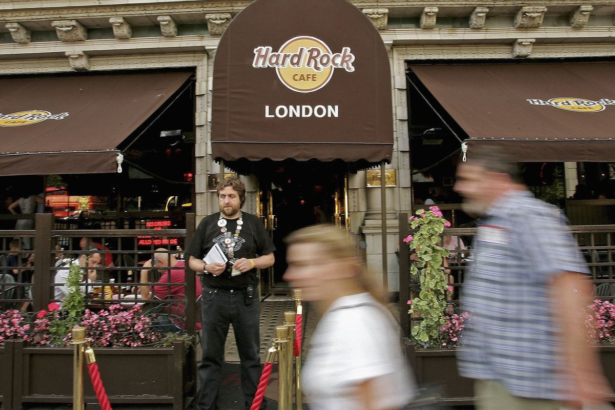 Hard Rock Cafe in London Hyde Park will open second restaurant at Piccadilly Circus