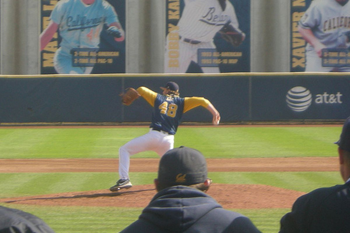 Dixon Anderson takes the hill for the Bears