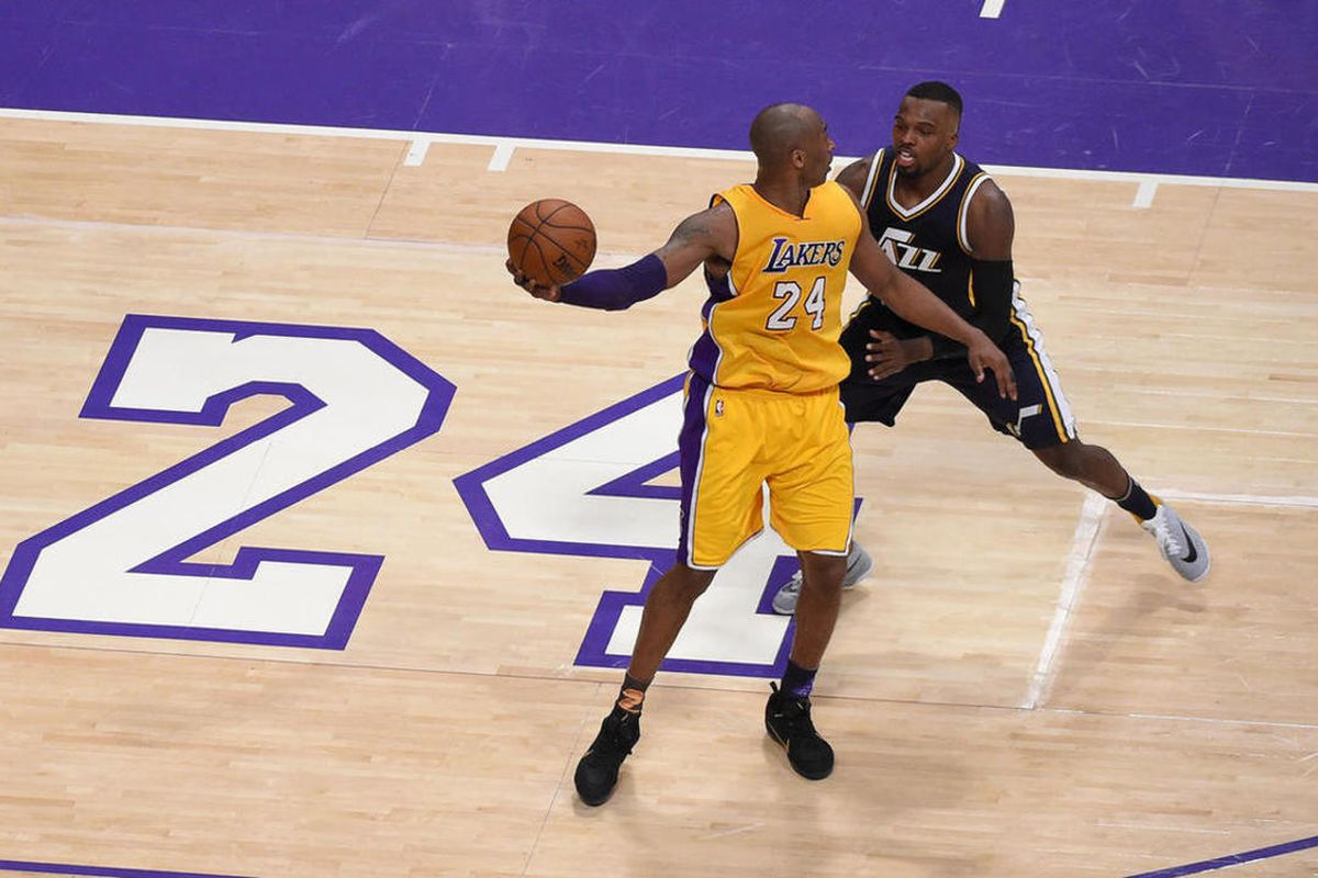 Inside Kobe Bryant S Final 60 Point Game Through The Eyes Of