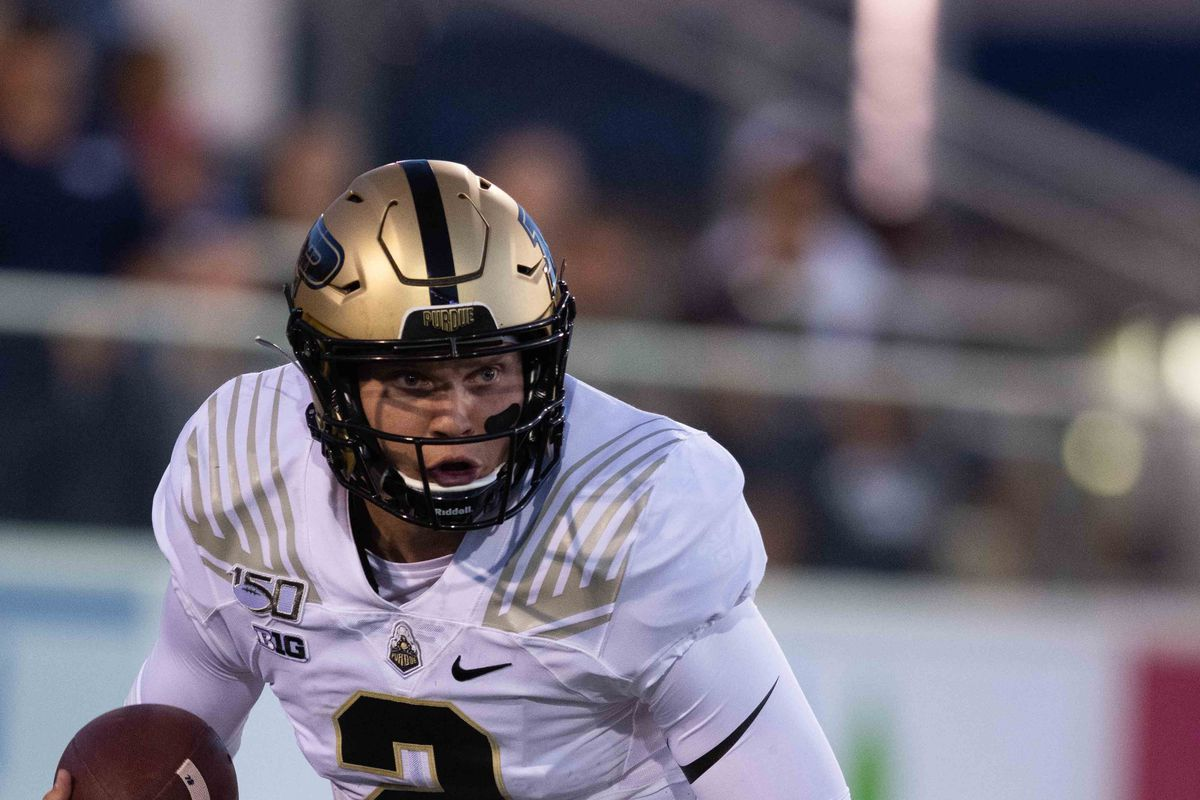 Purdue 31, Nevada 34: It Happened Again - Hammer and Rails