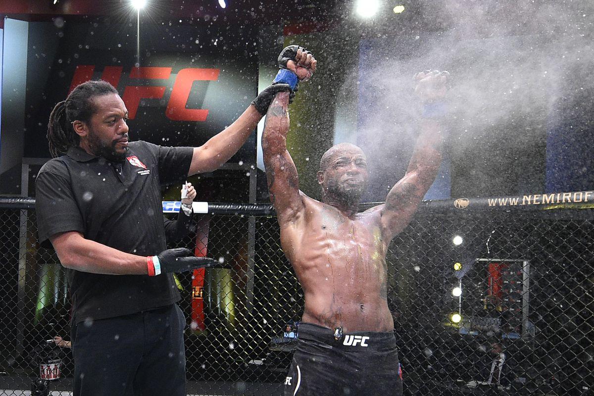 UFC Fight Night: Vannata v Green