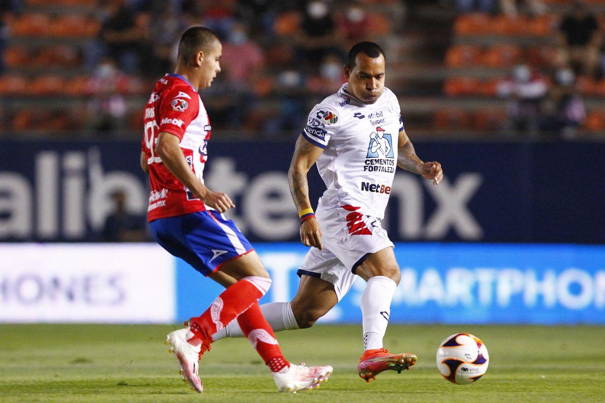 Atletico San Luis v Pachuca - Torneo Guard1anes 2021 Liga MX