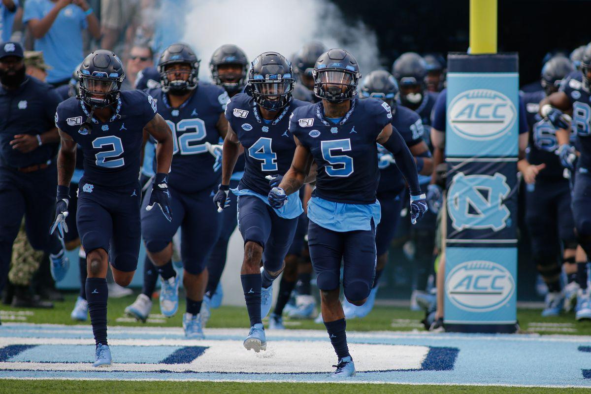 NCAA Football: Duke at North Carolina