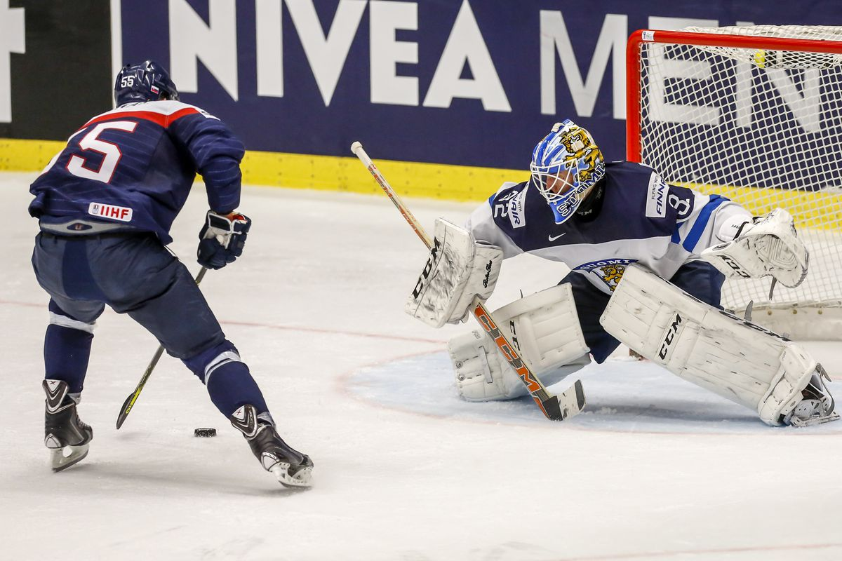 Juuse Saros, the Predators best goaltending prospect, makes an appearance in the World Championships for Team Finland.