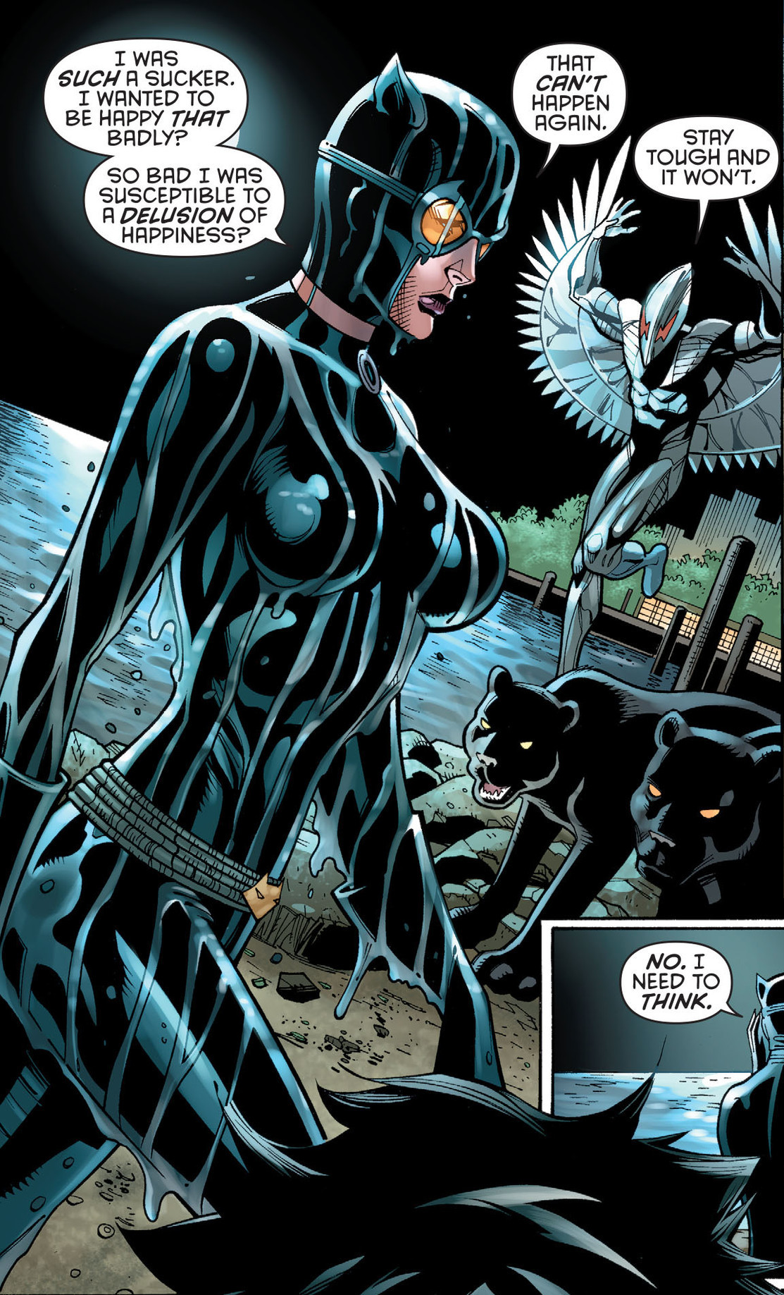 catwoman dc #28