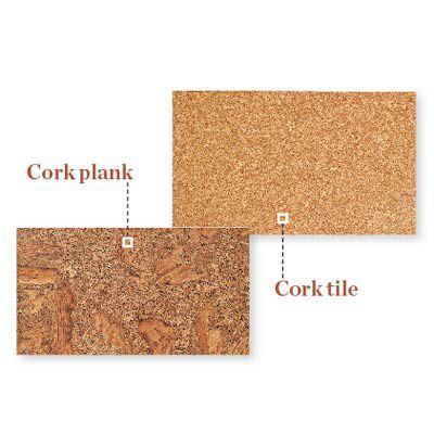 Cork Wood Types