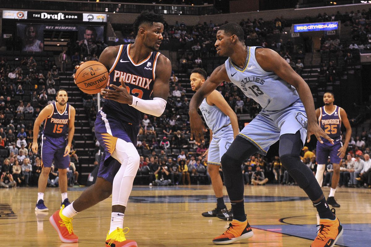 Who's the better team: Phoenix Suns or Memphis Grizzlies?