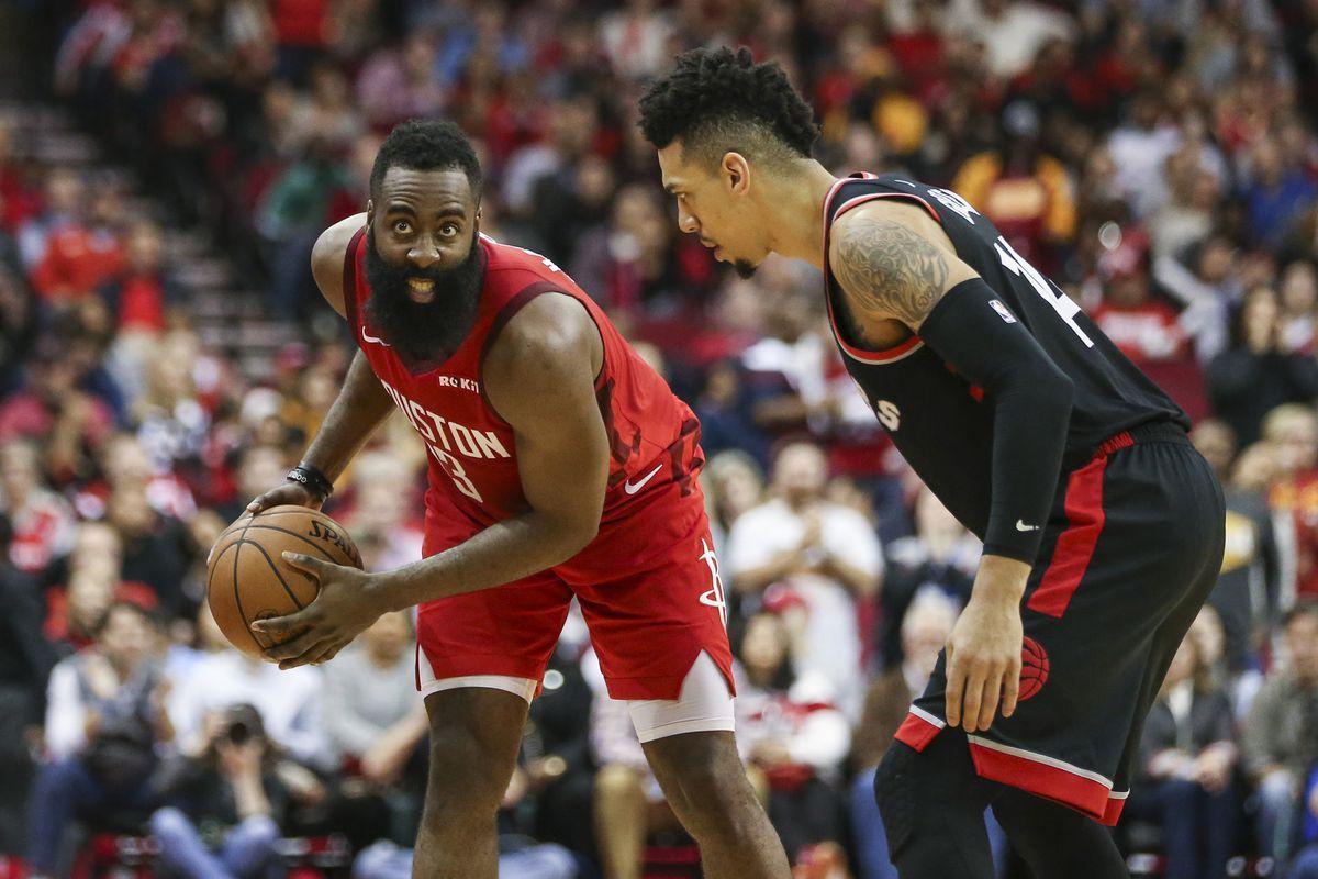 Houston Rockets Vs Toronto Raptors Game Preview The Dream Shake