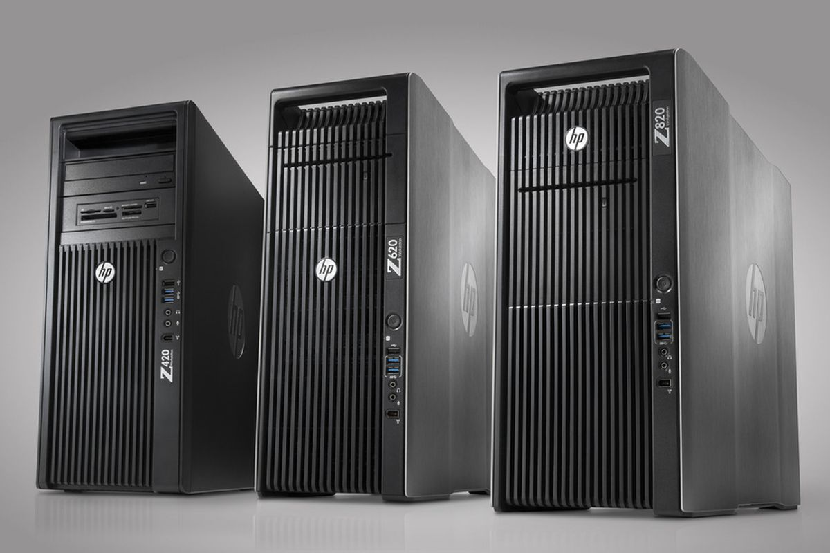 New Hp Workstation Will Hold Up To 512gb Of Memory The Verge