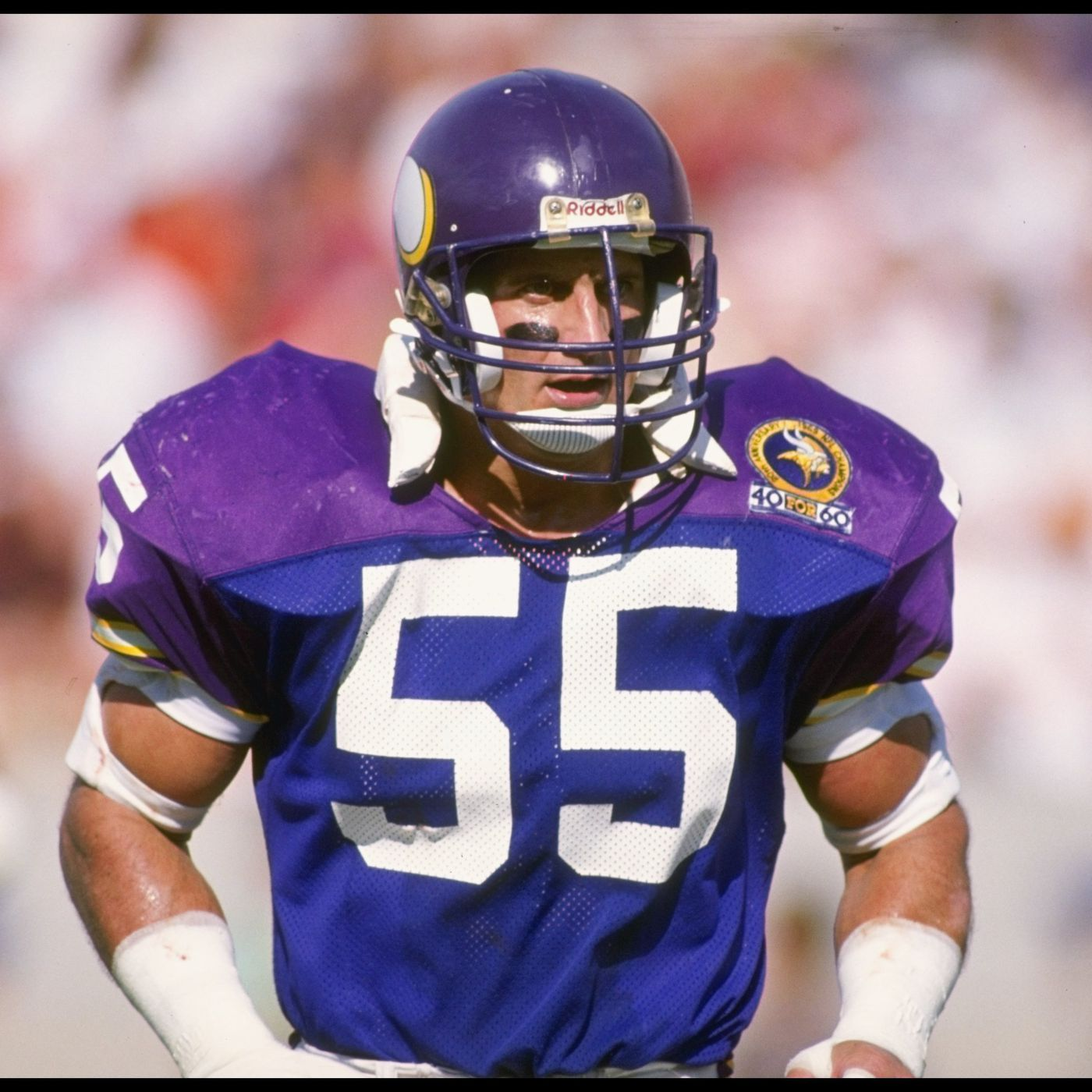 new products aa4c4 e4b56 Minnesota Vikings By The Numbers: #55 - Daily Norseman